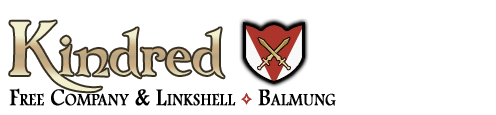 Kindred - Free Company & Linkshell On Balmung