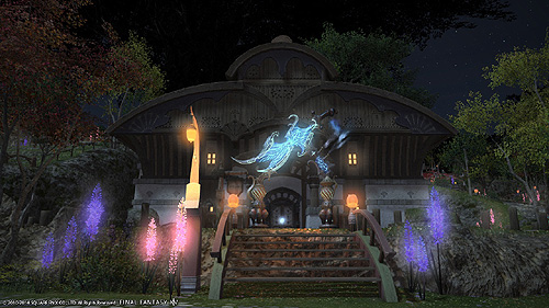 Sweet Home Eorzea